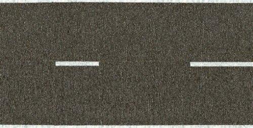 Main road grey H0