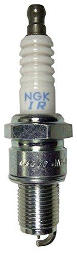 Set 4pcs NGK Laser Iridium Spark Plugs Stock 3106 Copper Core Tip Standard 0028in IGR7A-G