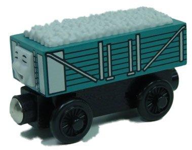Green Rickety - Thomas Friends Wooden Railway Tank Train Engine - Brand New Loose