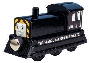 Mavis - Thomas Friends Wooden Railway Tank Train Engine - Brand New Loose