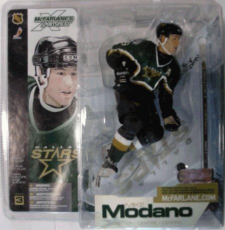 Mike Modano Dallas Stars McFarlanes Sports Picks Series 3