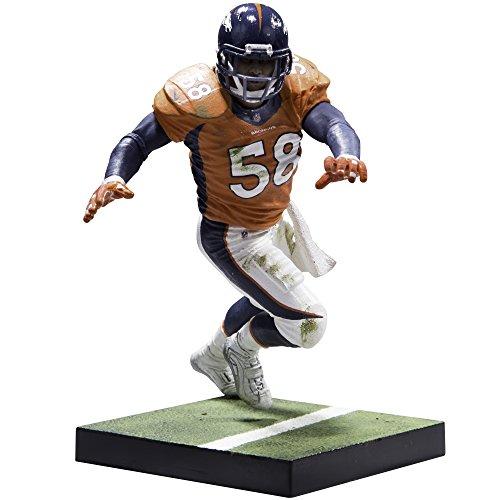 McFarlane Toys EA Sports Madden NFL 17 Ultimate Team Series 2 Von Miller Denver Broncos Action Figure