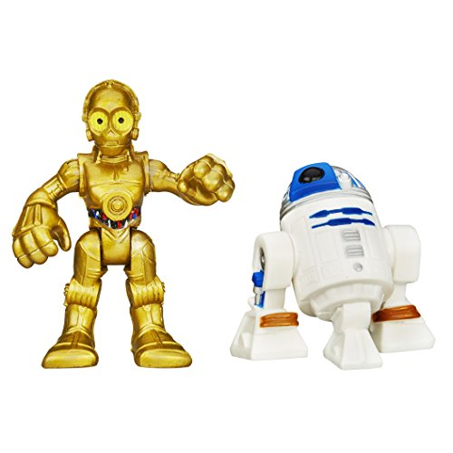 Playskool Heroes Star Wars Galactic Heroes R2-D2 and C-3P0