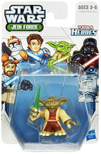 Playskool Heroes Star Wars Jedi Force Figure Yoda