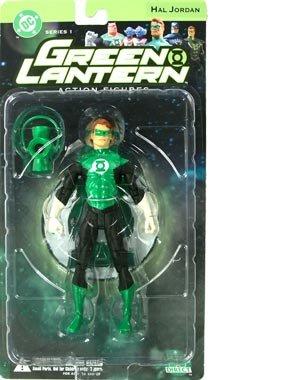 Green Lantern Series 1 Hal Jordan Action Figure