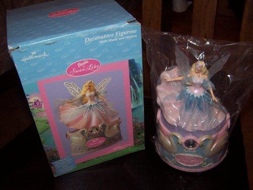 Barbie Swan Lake Musical Figurine