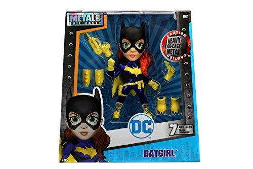 Jada Toys Metals DC Comics Batgirl M374 Classic Figure 6