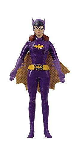 NJ Croce Batman Classic TV Batgirl Bendable Figure