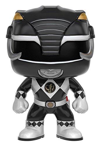 Funko POP TV Power Rangers - Black Ranger Action Figure