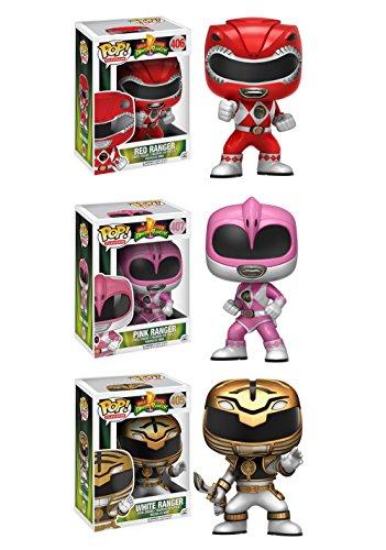 Funko TV Power Rangers Pop Collectors Set