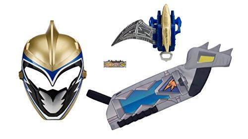 Power Rangers Dino Super Charge - Ranger Hero Set Gold
