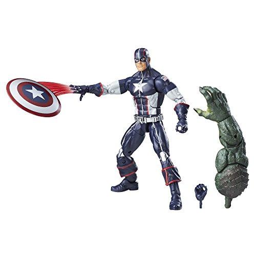Marvel 6-Inch Legends Series Secret War Captain America