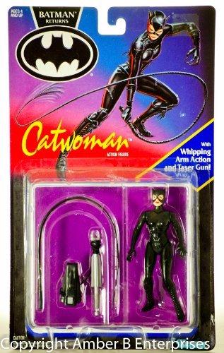 Batman Returns  Catwoman Action Figure by Batman