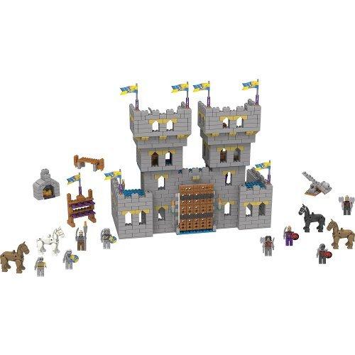 Toys R Us KNEX True Legends Castle Clash Play Set
