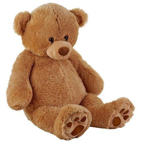 Toys R Us Plush 24 inch Jumbo Bear - Tan