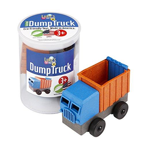Lukes Toy Factory Dump Truck