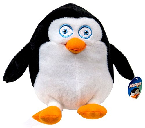 The Penguins of Madagascar Baby Skipper 9 Plush Toy Factory