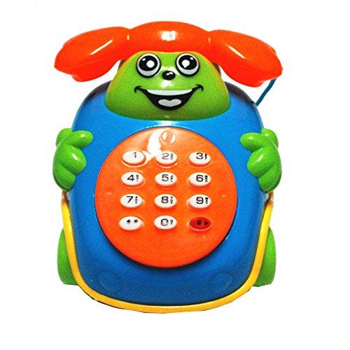 Susenstone 2016 Baby Toys Music Cartoon Phone Toy Set Educational Developmental Kids Toy Gift