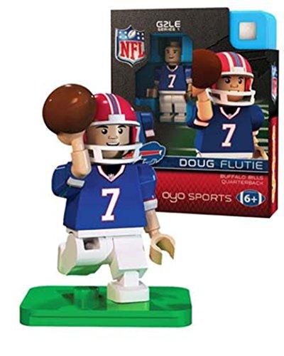 Buffalo Bills Doug Flutie Sports OYO Figure G2 Limited Edition
