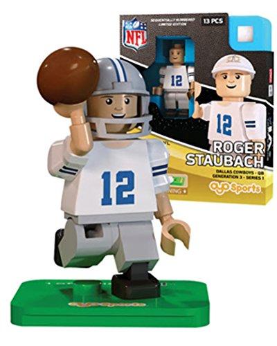 Dallas Cowboys Roger Staubach Super Bowl VI Sports OYO Figure Limited Edition