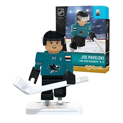 Joe Pavelski OYO NHL San Jose Sharks G3 Gen3 LE Mini Figure