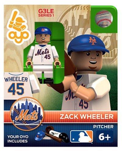 MLB New York Mets Zack Wheeler OYO Figure