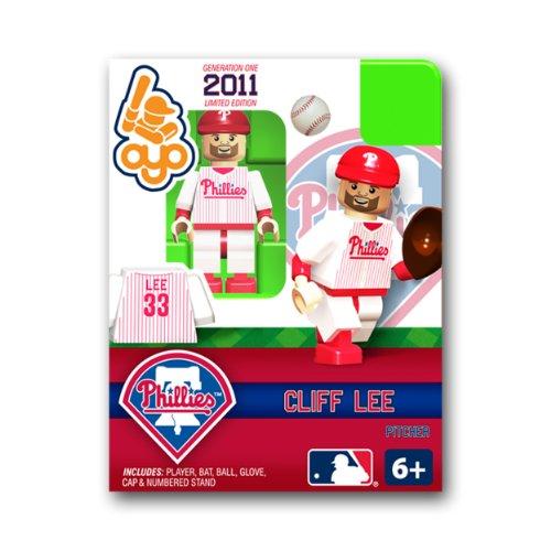MLB Philadelphia Phillies OYO Figure-Cliff Lee