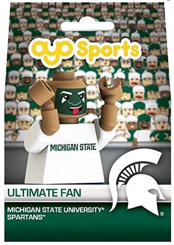 Michigan State Spartans NCAA Ultimate Fan Mini OYO Figure by OYO
