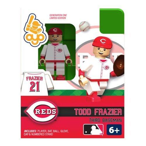 OYO Figure - Cincinnati Reds Todd Frazier