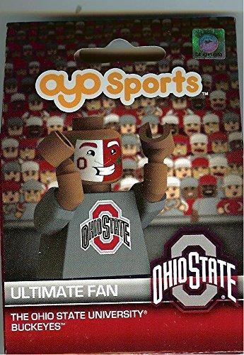 Ohio State Buckeyes NCAA Ultimate Fan Mini OYO Figure by OYO