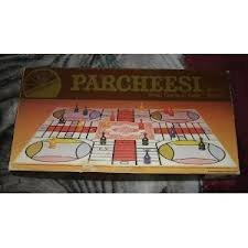 Parcheesi Royal Game of India Deluxe Edition by Selchow Righter Games