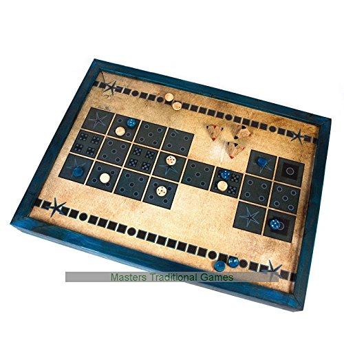 Royal Game of Ur - Vinyl Playing Surface