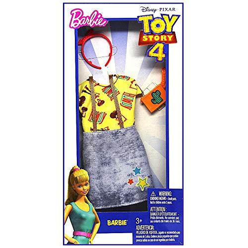 Barbie Toy Story 4 Doll Clothes Jessie Ensamble