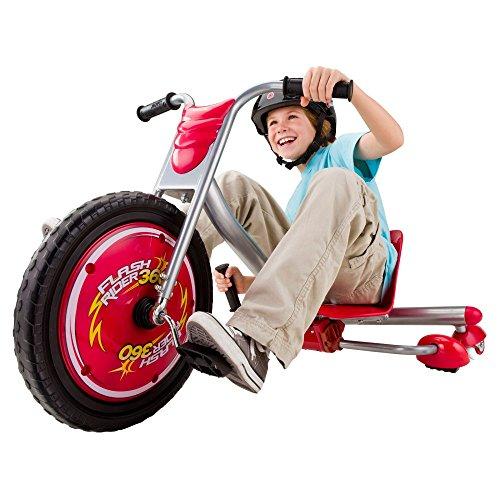 MX Style Handlebar Kids Trike Flashrider Riding Toy