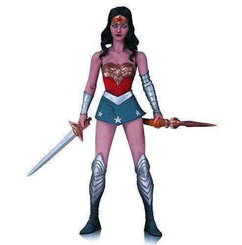 DC COMICS DESIGNER JAE LEE SERIES 1 WONDER WOMAN ACTION FIGURE IN-STOCK