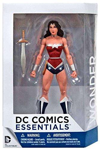 DC Comics Essentials Wonder Woman Action Figure