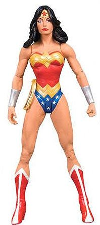 Justice League of America Series 3 Wonder Woman Action Figure