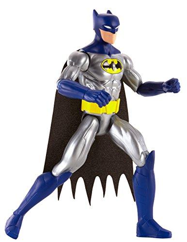 DC Justice League Action Caped Crusader Batman Action Figure 12