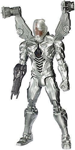 DC Justice League Tech Blast Cyborg Figure 12