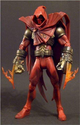 DC SUPERHEROES JUSTICE LEAGUE UNLIMITED AZRAEL Figure