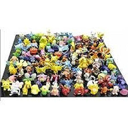 Fun Brick TM Pokemon Pikachu Monster Mini Action Figures Toy Lot of 48 Piece 1