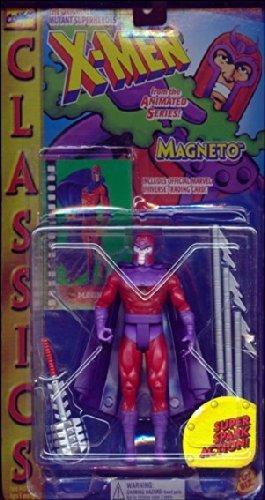 Marvel X-men Classics Magneto Action Figure by Toy Biz