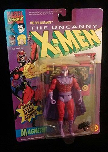 The Uncanny X Men Magneto with Super Spark Action Figure