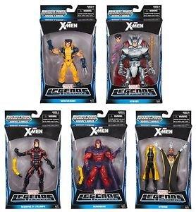 X-Men Legends Magneto Action Figure