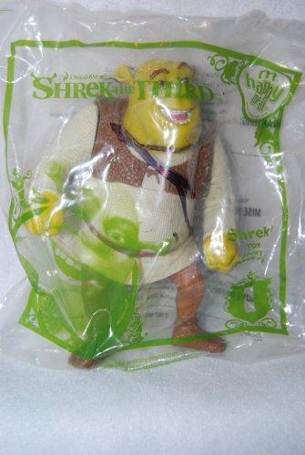 McDonalds 2007 Happy Meal Shrek the Third Shrek Figure 1