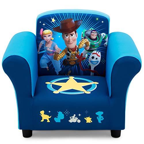 Delta Children Upholstered Chair DisneyPixar Toy Story 4