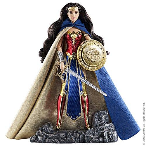 Barbie Amazon Princess Wonder Woman Doll SDCC Exclusive 2016