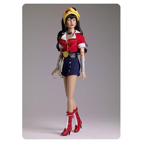 Tonner DC Comics Bombshells Wonder Woman DC Stars Tonner Doll