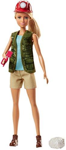 Barbie Careers Paleontologist Doll