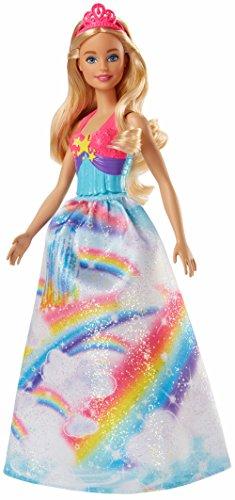 Barbie Dreamtopia Rainbow Cove Princess Doll Blonde